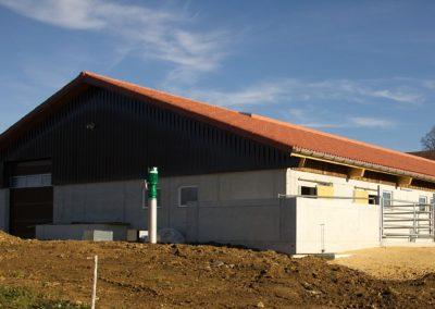 Construction agricole
